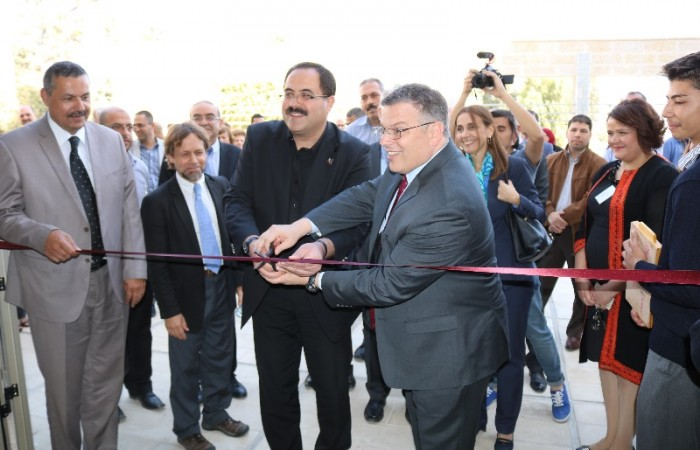 RFS Inaugurates Middle School Building