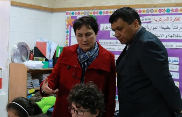 International PYP Consultant visits Lower School