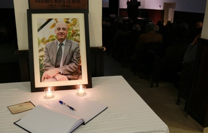 RFS holds Memorial Service for our dearly departed Khalil Mahshi