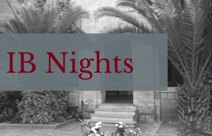 Introducing RFS' IB Nights