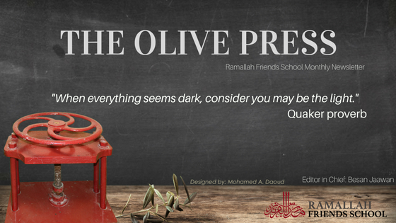 Olive Press #7 - Environmental Stewardship
