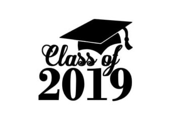 Attention Class of 2019