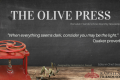 Read RFS' Monthly Newsletter - The Olive Press