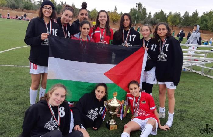 RFS Soccer Teams Win Big in Jordan!