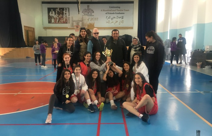 Girls' Basketball Team wins big!