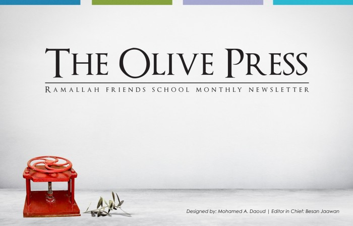 Olive Press 30th Issue - RFS' monthly newsletter